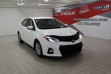 Toyota Corolla S + 8 PNEUS + CAMÉRA + BLUETOOTH 2014