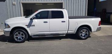 2018 Ram 1500 Laramie CREWCAB