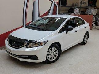 Honda Civic Sdn DX 2013