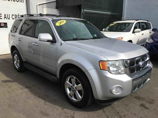 Ford Escape LIMITED - AWD - CUIR - TOIT - D'OCCASION 2010