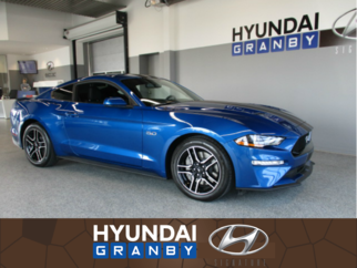 2018 Ford Mustang GT 5.0 L COUPE MAGS CAM FOGS TOUT EQUIPE FULL FULL