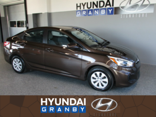 Hyundai Accent GL AUTOMATIQUE AC BAS KILO EQUIPEMENT COMPLET 2015