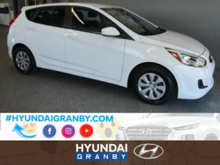 Hyundai Accent LE AUTOMATIQUE CLIMATISUER DEMARREUR A DISTANCE 2016