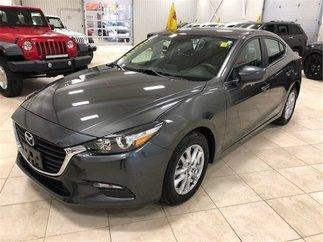 Mazda Mazda3 SE *CAMÉRA*FOGS*NAV READY*BLUETOOTH* 2017