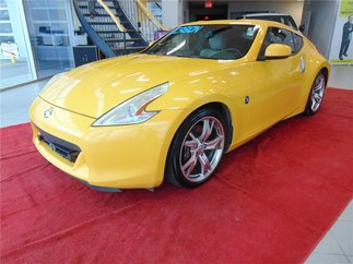 Nissan 370Z TOURING*CUIR*MAGS*CRUISE*GPS* 2009