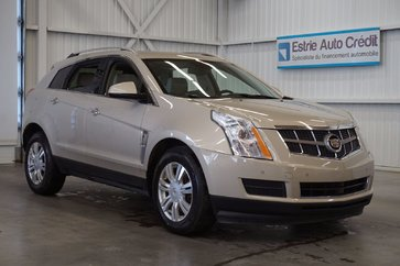 Cadillac SRX 4 (cuir-caméra-toit pano) 2012