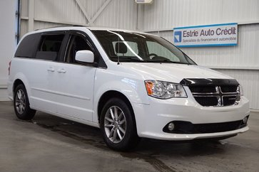 Dodge Grand Caravan CREW Stow'n Go (cuir) 2015