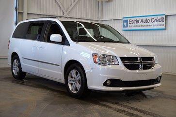 Dodge Grand Caravan Crew Stow'n Go 2016