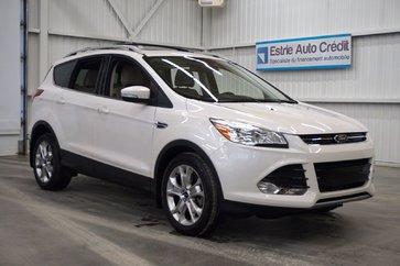 2014 Ford Escape Titanium AWD (cuir-toit pano-navi-caméra)