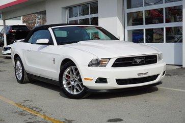 Ford Mustang Premium 2012