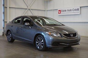 Honda Civic Sdn EX (caméra-toit) 2013
