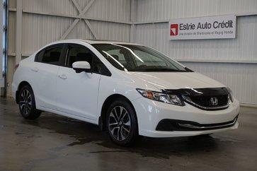 Honda Civic Sedan EX (caméra-toit) 2014
