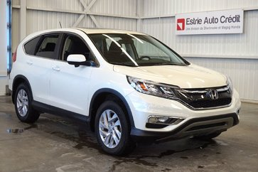 2016 Honda CR-V EX AWD, toit ouvrant, caméra, sièges chauffants