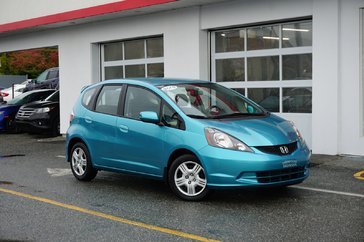 2013 Honda Fit LX