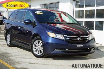 2014 Honda Odyssey EX-L DVD