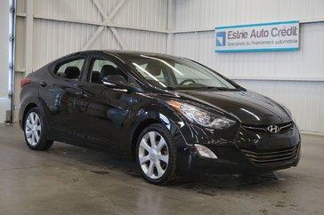2013 Hyundai Elantra Limited (cuir-toit ouvrant)