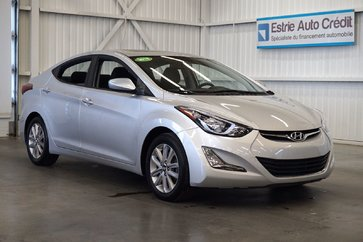 Hyundai Elantra Sport (toit ouvrant) 2015