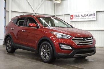Hyundai Santa Fe Sport (sonar de recul) 2013