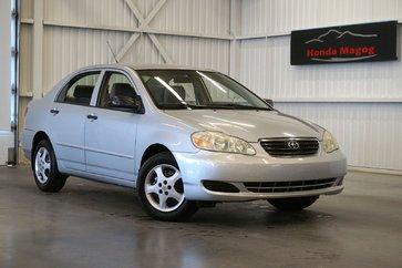 Toyota Corolla Ce automatique 2005