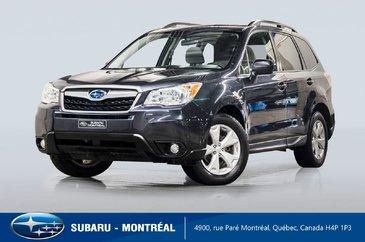 2015 Subaru Forester Touring