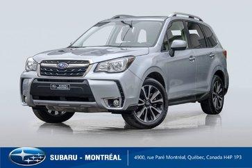 Subaru Forester XT Touring 2017