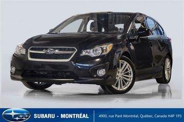 Subaru Impreza Sport Hatchback 2014