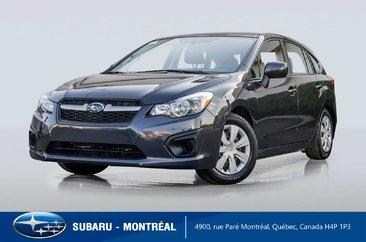 Subaru Impreza 2.0i Hatchback 2014