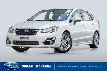 Subaru Impreza Sport Hatchback 2016