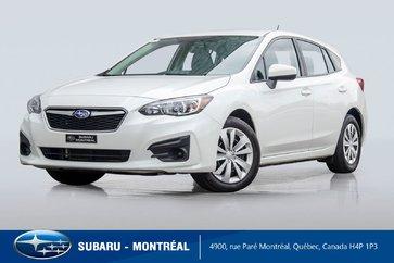 Subaru Impreza Convenience Hatchback 2019