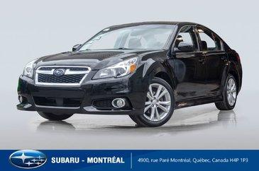 Subaru Legacy Touring 2014