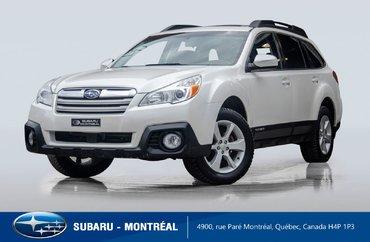 Subaru Outback Touring 2014