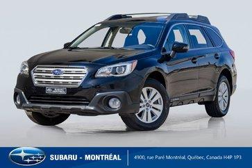 2016 Subaru Outback Touring
