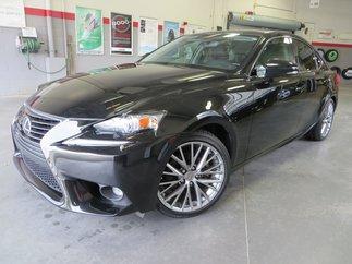 Lexus IS 250 AWD GROUPE PREMIUM 2015