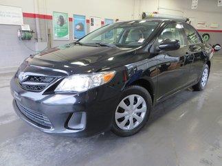 Toyota Corolla CE Gr:C *A/C + AUTOMATIQUE + GROUPE ÉLECTRIQUE* 2013