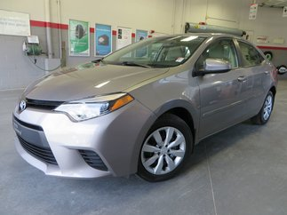 Toyota Corolla LE Gr:A * CAMÉRA + SIÈGES CHAUFFANTS* 2014