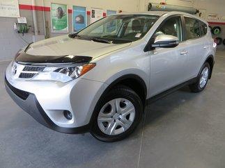 Toyota RAV4 LE FWD *TRÈS BEAU* 2015