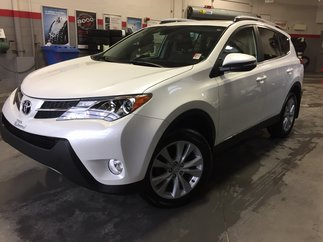 Toyota RAV4 Limited Gr:B *BAS KILO + GARANTIE PROLONGÉE* 2015