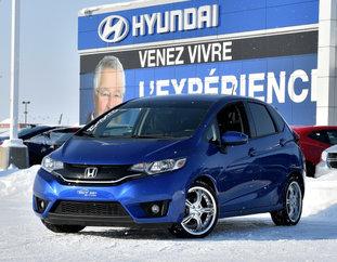 Honda Fit EX-L * * CUIR+GPS+TOIT OUVRANT** 2015