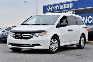 2016 Honda Odyssey LX ** 7 PASSAGERS, CAMÉRA DE RECUL**