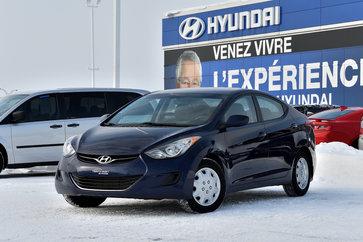 2012 Hyundai Elantra GL **DEMARREUR A DISTANCE**