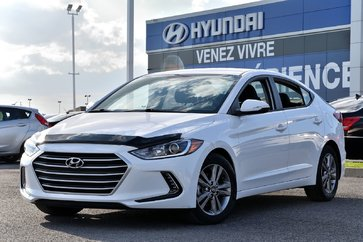 Hyundai Elantra GL   AUTOMATIQUE 2017