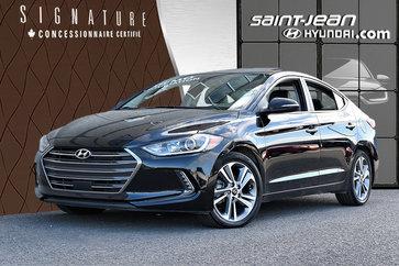 2017 Hyundai Elantra LIMITED ULTIMATE