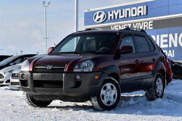 2006 Hyundai Tucson GL V6  AWD