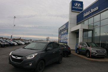 Hyundai Tucson GLS   CAMERA RECUL+TOIT PANORAMIQUE 2014