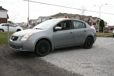Nissan Sentra 2.0 S 2009