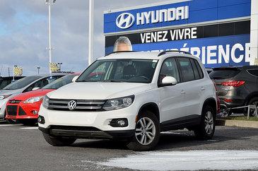 Volkswagen Tiguan TRENDLINE AWD **35,198 KM** 2014