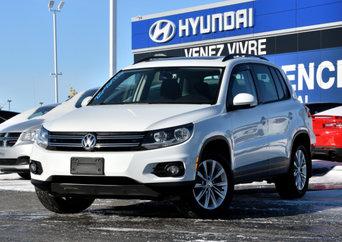 2015 Volkswagen Tiguan COMFORTLINE ** GPS+TOIT OUVRANT**