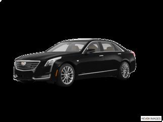 Cadillac CT6 SEDAN Luxury AWD 2018