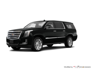 2018 Cadillac Escalade ESV Platinum 4WD (1SD)