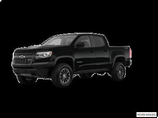 2018 Chevrolet Colorado 4WD Crew CAB ZR2 Short BOX (4ZR)